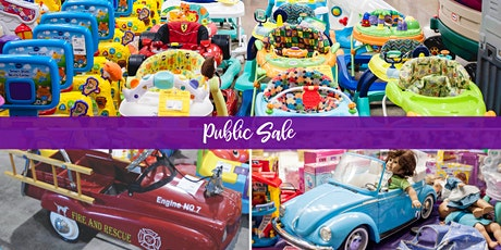 MEGA  Kids' Consignment Sale - Public Sale tickets