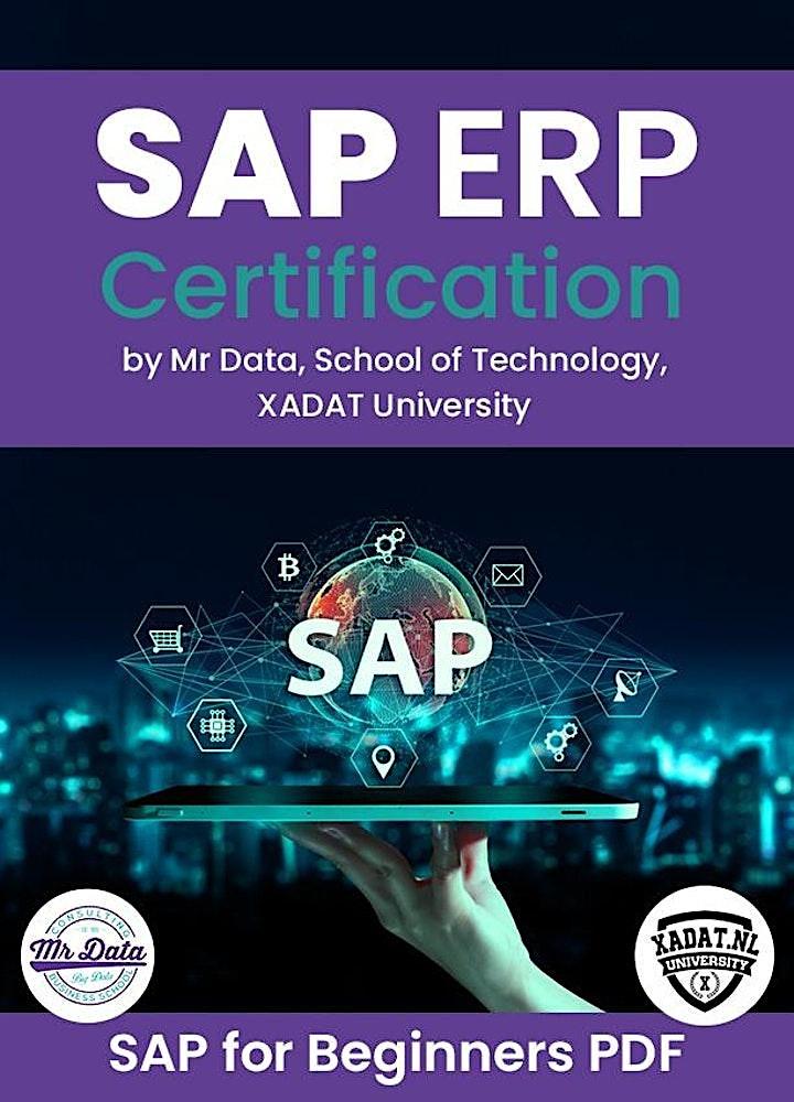 Register sap software training St. Petersburg- sap basis training Mr.Data image