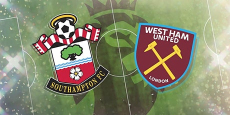 StrEams@!. SOUTHAMPTON V WEST HAM LIVE ON EPL 29 DEC 2020 tickets