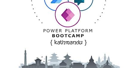 2021 Global Power Platform Bootcamp - Kathmandu (Virtual Event) tickets