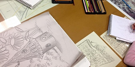 Learn to Draw in 3D! tickets