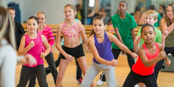 Goodlife Health Clubs | Zumba Kids image