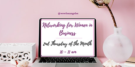 Networking for Women in Business tickets