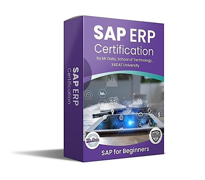 Register sap software training in Delhi at MR DATA BUSINESS SCHOOL image