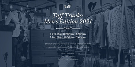 TaFF Trunks 2021: Men's Edition tickets