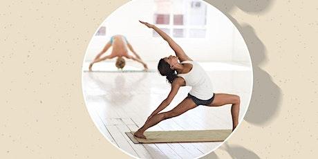 Yoga Gently - Open Level Yoga Zoom Class billets