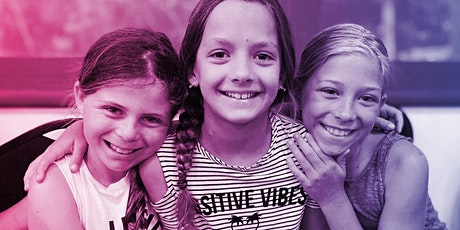 GIRL POWER & Girl BE You Workshop School Holiday Workshop tickets