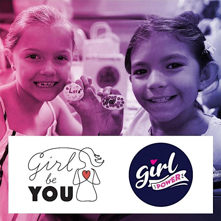 GIRL POWER & Girl BE You Workshop School Holiday Workshop image