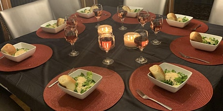 The Intimate Dining Experience tickets