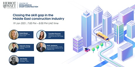 Closing the graduate skill gap in the  Middle East construction industry tickets