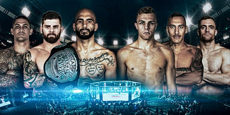 ETERNAL MMA - 58 tickets