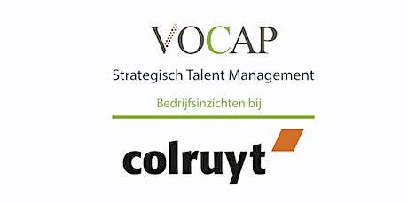 VOCAP Themareeks Strategisch talent Management | Deel 3: Bedrijfsinzichten tickets
