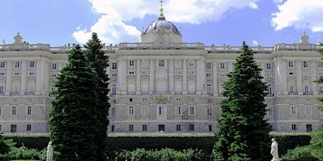 Visita al Palacio Real de Madrid y la Catedral y cripta de la Almudena entradas