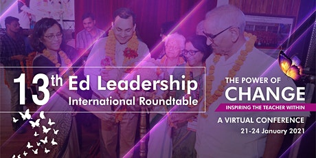 Ed Leadership - International Roundtable - a Virtual Conference tickets