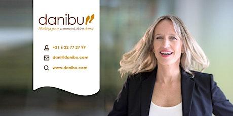 Present like a Pro: danibu Communication & Presentation skills course tickets