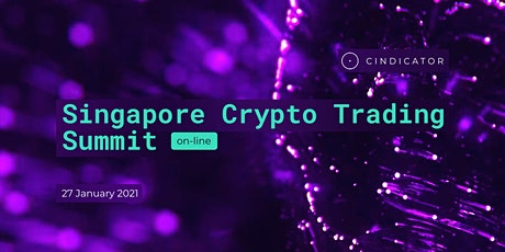 Singapore Crypto Trading Summit tickets