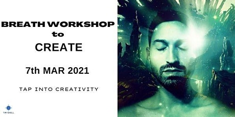 Breath Workshop - Tap into Creativity tickets