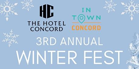 3rd Annual Winter Fest & Ice Carving Competition - January 29 & January 30 tickets