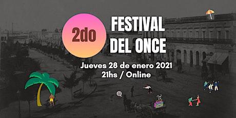 2º Festival del Once Latinoamérica entradas