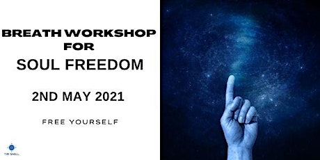 Breath Workshop - More Freedom tickets
