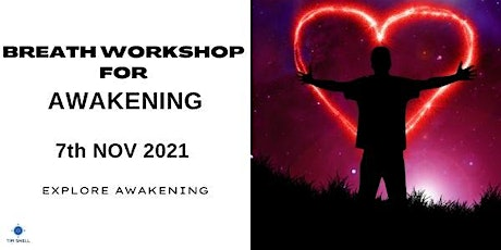 Breath Workshop - Awakening tickets