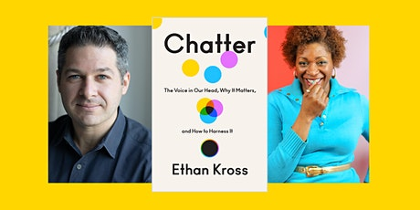 Ethan Kross, author of Chatter, in conversation with Dasha Kelly Hamilton tickets