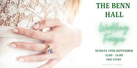 Wedding Fayre at Benn Hall tickets