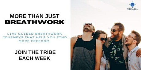 SOMA Breathwork Weekly Tribe Sunday Session tickets