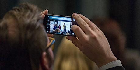 Online Workshop - Smartphone Fotografie für Business Tickets