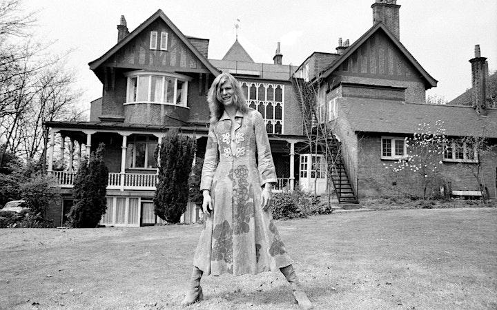 David Bowie's Beckenham - A Virtual Musical Walking Tour image