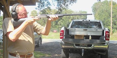 First Steps Shotgun Orientation tickets