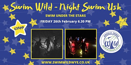 Winter Night Swim - Usk 26/02/21 tickets