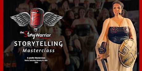 6-Week Storytelling Masterclass tickets