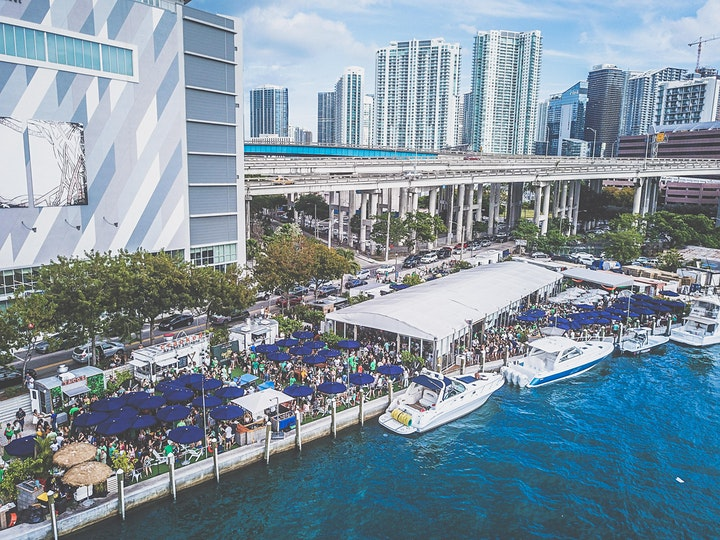 ONLY IN DADE Takeover at The Wharf Miami image