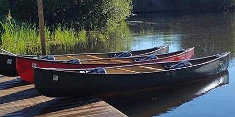 5th Annual Earth Day Paddle Cleanup - Carman's River By:  JMC Getaways tickets