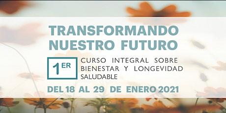 TRANSFORMANDO NUESTRO FUTURO - Curso Biomedicina ICC ingressos