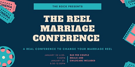 The Reel Marriage Conference tickets