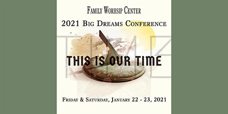 2021 Big Dreams Conference tickets