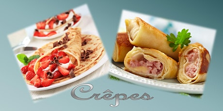 Sunday Brunch: Crepes tickets