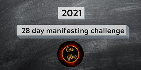 28 Day Manifesting Challenge tickets