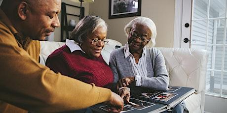 Understanding and Responding to Dementia Related Behaviors tickets