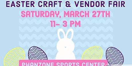 Easter Craft & Vendor Fair tickets