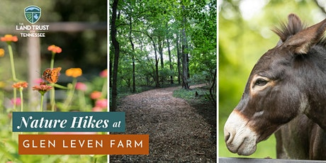 Nature Hikes at Glen Leven Farm tickets