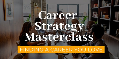 Career Strategy Masterclass tickets
