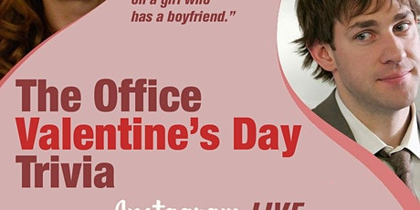 The Office Valentine's Day Trivia on Instagram LIVE tickets