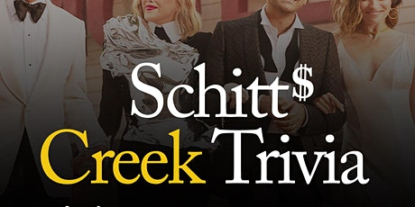 Schitt's Creek Trivia on Instagram LIVE tickets