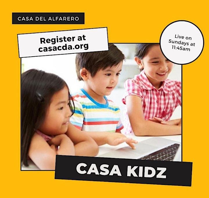 Casa Kidz Online Service image