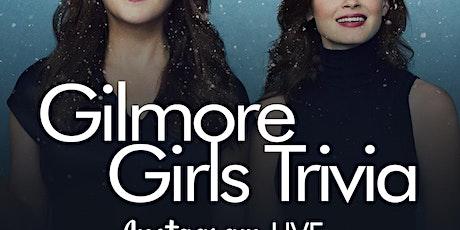 Gilmore Girls Trivia on Instagram LIVE tickets