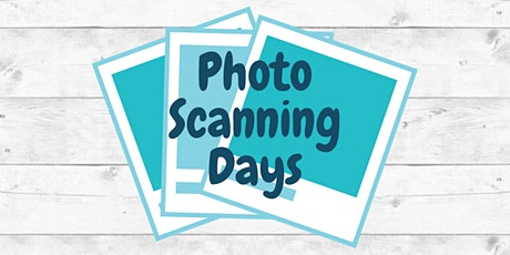 Photo Scanning Day tickets