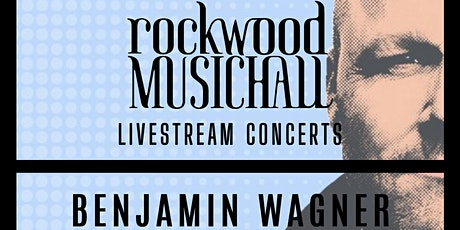 Benjamin Wagner - Facebook Live - THANK YOU for your generous donation. tickets